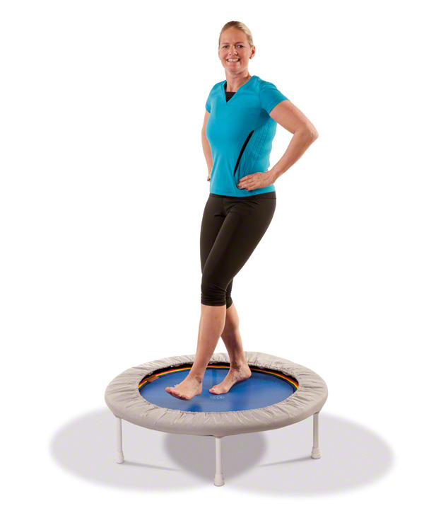trimilin rebounders fitness. Mini trampoline workout
